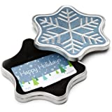 Amazon.ca Gift Box, $50 (Snowflake) - Amazon.ca Carte Paquet Cadeau, $50 (Flocon de neige)
