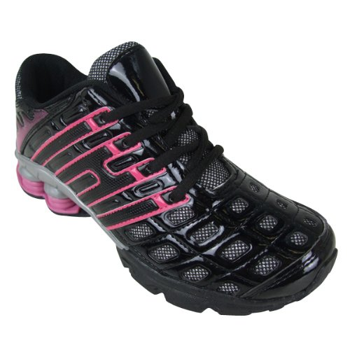 Womens Shock Absorbing Running Trainer Shoes