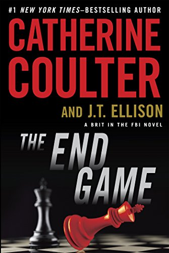 The End Game (A Brit in the FBI Book 3) cover