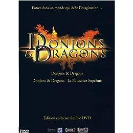 Donjons & Dragons + Donjons & Dragons - La Puissance Suprême - Édition Collector