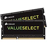 Corsair 16GB (2x8GB) Dual Channel DDR3 SODIMM Memory Kit (CMSO16GX3M2A1333C9)