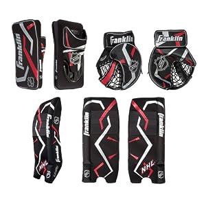 Buy Franklin Sports NHL SX Comp 100 Goalie Set - Junior by Franklin