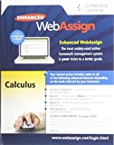 img - for Enhanced WebAssign Printed Access Card for Calculus, Multi-Term Courses, Life of Edition, 1st Edition book / textbook / text book