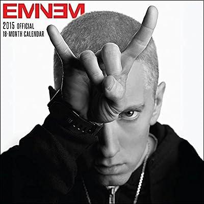 Eminem 2015 Wall Calendar