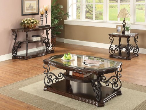 coaster-home-furnishings-traditional-sofa-table-dark-brown