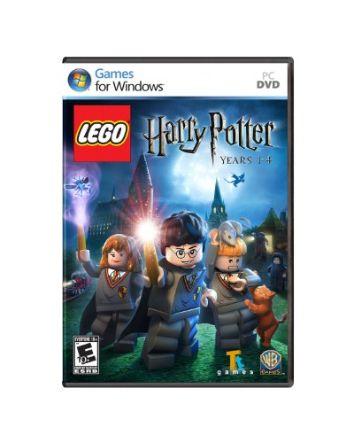 LEGO Harry Potter: Years 1-4 [Online Game Code] Amazon.com