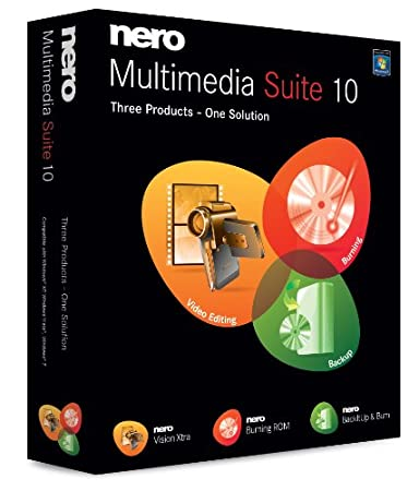 Nero Multimedia Suite 10 (PC)