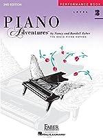Piano Adventures Performance Book, Level 3B