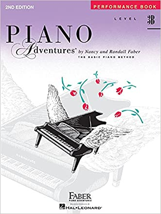 Level 3B - Performance Book: Piano Adventures