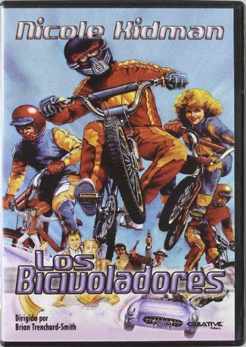 Los Bicivoladores [DVD]