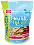 Natural Balance Healthy Bones Turkey, Oatmeal & Cranberry Treats, 8 Oz Bag
