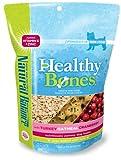Natural Balance Healthy Bones Turkey, Oatmeal & Cranberry Treats, 8 Oz Bag