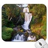 """Mousepad - 9.25"""" x 7.75"""" Designer Mouse Pads - Design: Nature (MPNA-073)"""