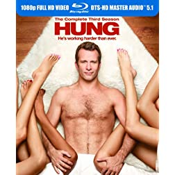 Hung: The Complete Third Season [Blu-ray]