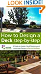 How to Design A Deck Step-by-Step - A...