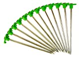 SE Tent Peg with Green Stopper (10PK)