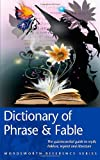 img - for The Wordsworth Dictionary of Phrase and Fable (Wordsworth Reference) book / textbook / text book