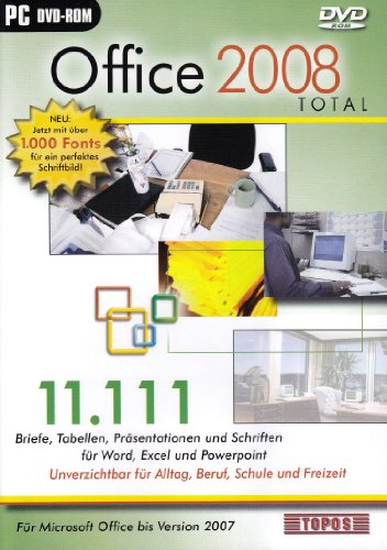 Office 2008 Total (DVD-ROM)