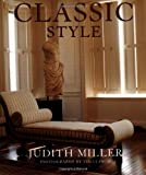 Classic Style (0684849976) by Judit h Miller