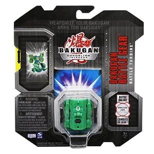 Bakugan Gundalian Invaders Bakugan Battle Gear - RANDOM