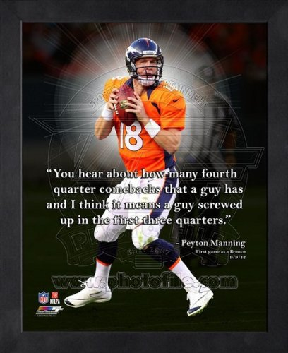 Famous Peyton Manning Quotes: Squidoo Page Not Found