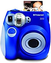 Polaroid P 300 Appareil photo à impression instantanée Bleu
