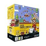 Console Nintendo Wii U 32 Go noire Super Mario Maker premium pack