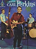 Best of Carl Perkins (Guitar Recorded Versions) by Carl Perkins (2009) Sheet music