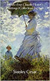Twenty-Five Claude Monets Paintings (Collection) for Kids
