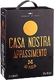 Dineart Cassa Nostra Appassimento Rosso Italien Rotwein Bag...