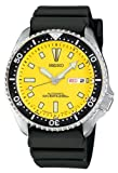 Seiko Mens SKXA35 Stainless Steel Automatic Dive Watch h