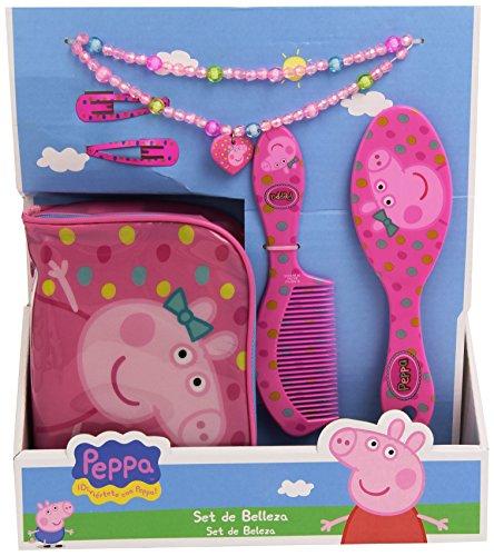 Peppa Pig - Set de belleza, color violeta (Cerdá 2500000173)