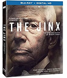 The Jinx: The Life and Deaths of Robert Durst [Blu-ray] + Digital HD