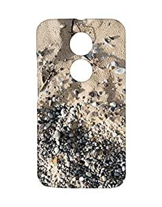Mobifry Back case cover for Motorola Moto X 2nd generation Mobile ( Printed design)