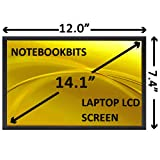 "NEW LAPTOP NOTEBOOK LCD CCFL SCREEN DISPLAY TFT PANEL 14.1"" WXGA FOR SONY VAIO VGN-CR11Z/R"