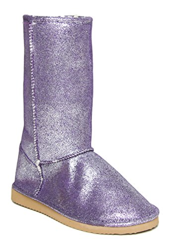 asfashion-online-women-metallic-synthetic-snow-boots