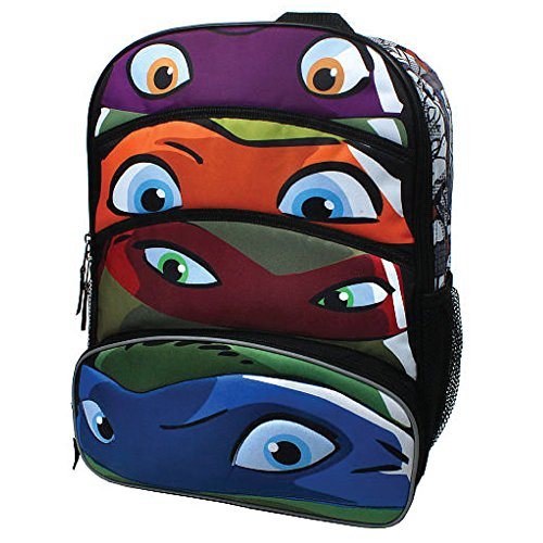 Teenage Mutant Ninja Turtles Hero Group Backpack