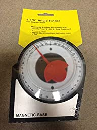 Magnetic Satellite Dish Angle Finder Inclinometer Tool