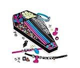 Monster High - MHC 001 - Kit de Loisir Créatif - Bracelets Monstrueux