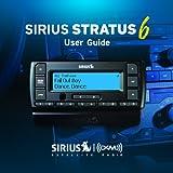 SIRIUS Stratus 6 Dock-and-Play Radio with Car Kit (Black)