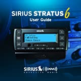 SIRIUS Stratus 6 Dock-and-Play Radio with Car Kit (Black)