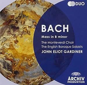 J.-S. Bach : Messe en si mineur (Coffret 2 CD)