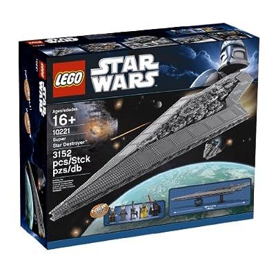 Lego Star Wars Super Star Destroyer 10221 by LEGO