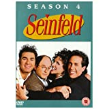 Seinfeld: Season 4 [DVD] [1992] [2005]by Jerry Seinfeld