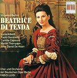 Vincenzo Bellini, V.: Beatrice di Tenda [Opera] (Aliberti)