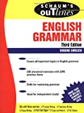 Schaum's Outline of English Grammar (0071359850) by Eugene H. Ehrlich