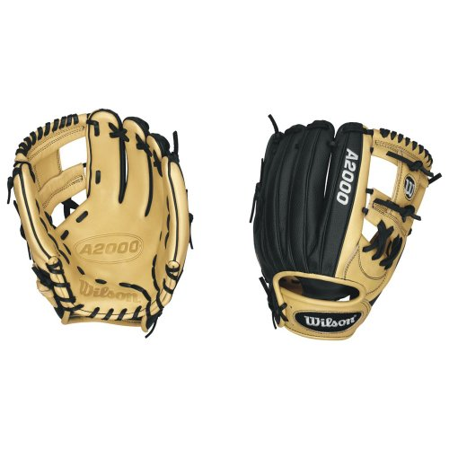 Wilson Prostock A2000 1787 11.5-Inch Showcase Infielder and Pitcher's Baseball Glove