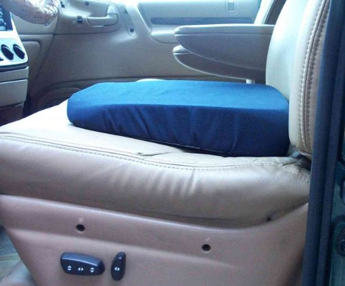 39 0 39 low price seat wedge cushion with blue washable cover best buy interior accessories 286. Black Bedroom Furniture Sets. Home Design Ideas