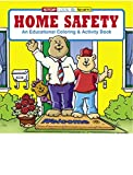 COLORING BOOK - Home Safety Coloring & Activity Book (Quantity of 50)