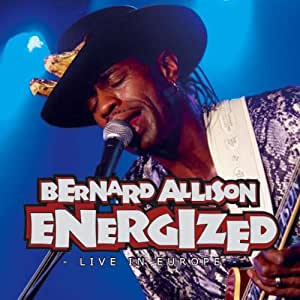Energized - Live in Europe